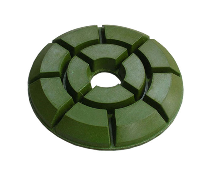 10mm Thickness Diamond Floor Polishing Pads for Stone Concrete Terrazzo