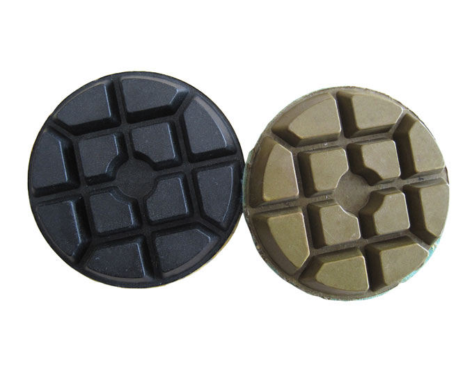 BEST Resin Diamond Polishing Pad for Terrazzo Floor