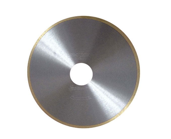 Continuous Rim Type Diamond Ceramic Tile Saw Blade