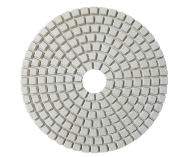 Economy Wet Polishing Pad for Granite, Marble, Concrete