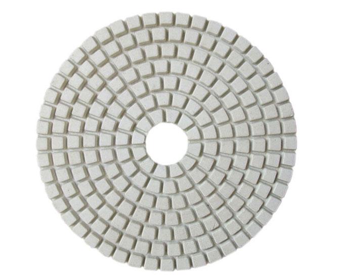Economy Wet Polishing Pad for Granite, Marble, Concrete