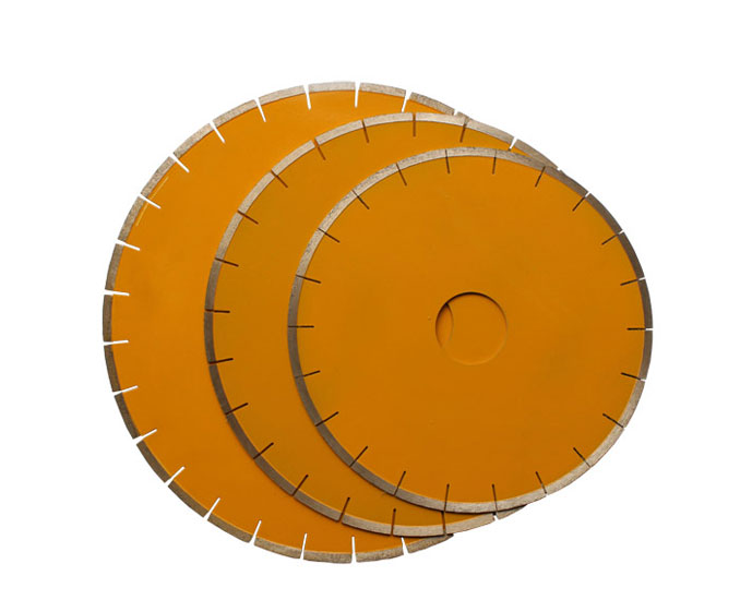 High Frequency Welded Diamond Saw Blades Diamond Granite Cutting Blade U Segment Diamond Saw Blade for Marble
