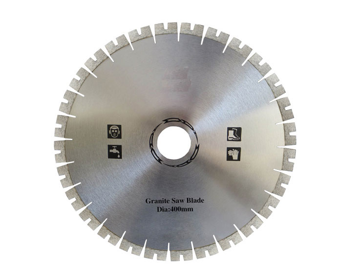 High Frequency Welded Diamond Saw Blades Diamond Granite Cutting Blade U Segment