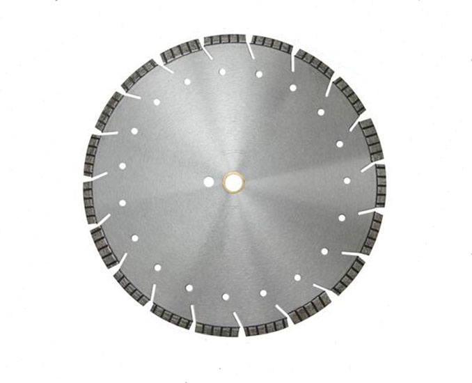 Laser Welded Diamond Saw Blade for Masonry