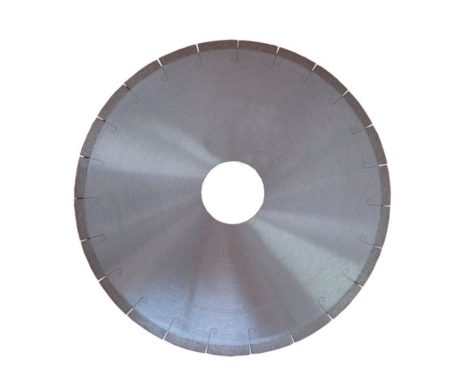 Music J Slot Type Diamond Cutting Disc for Ceramic Tiles