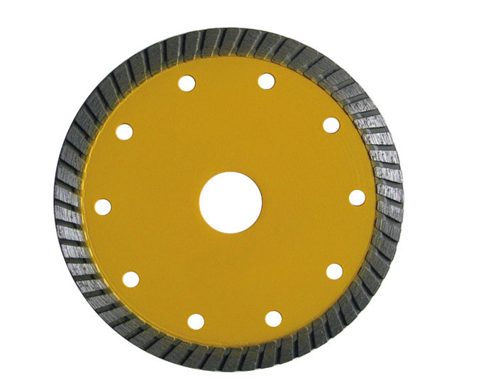 Sintered Wide Turbo Diamond Saw Blade