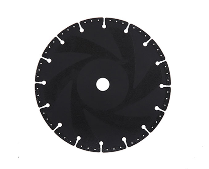 Vacuum Brazed Diamond Cutting Disc for Metal