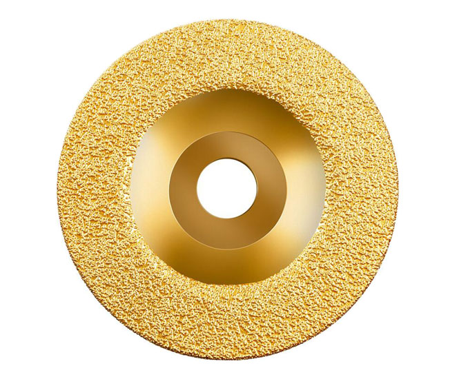 aa Vacuum Brazed Diamond Grinding Disc