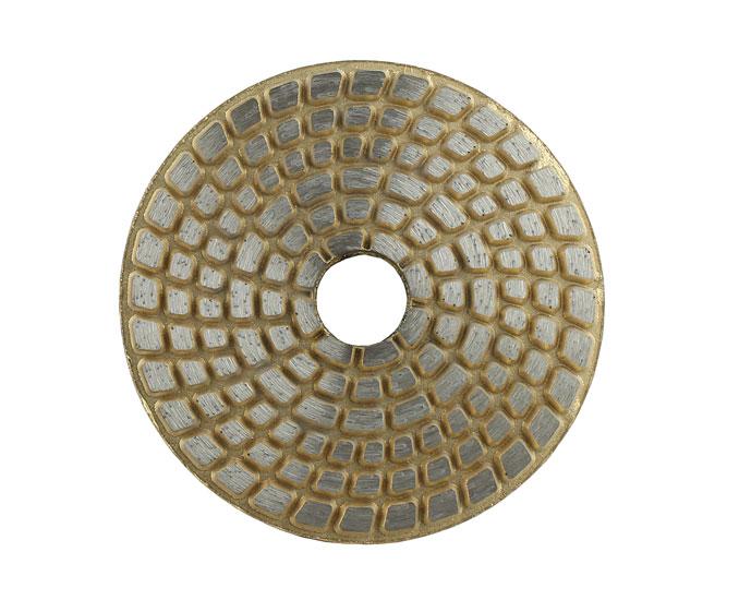 b 4 Inch Metal Bond Diamond Grinding Pads