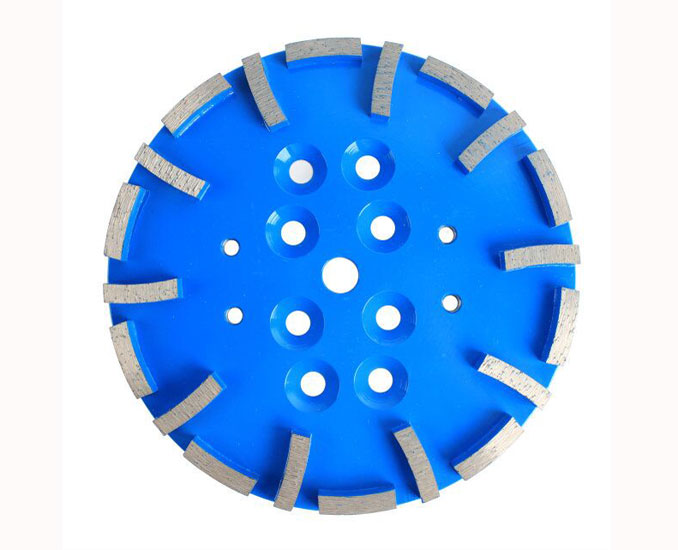 Diamond Grinding Plate for Concrete