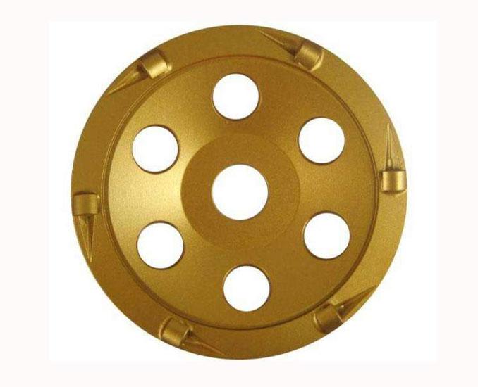 PCD grinding wheel a