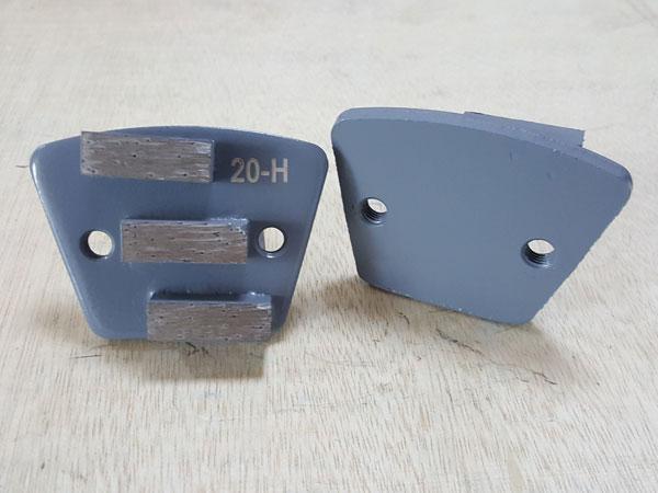 concrete grinding segments