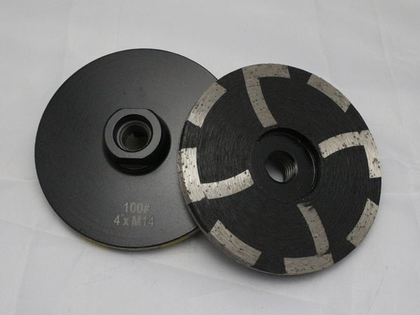 diamond grinding segments
