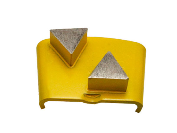 floor grinding machine segments