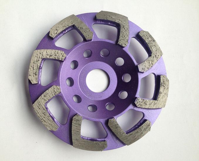 L Shape Diamond Cup Wheels