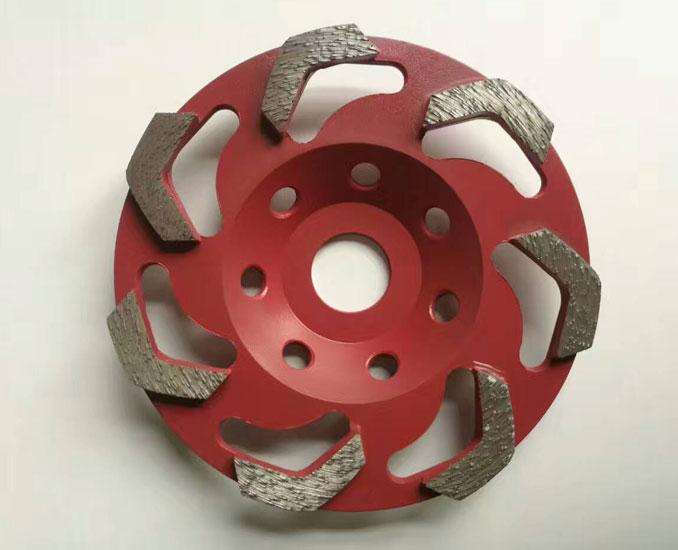 weld concrete grinding wheel for grinder