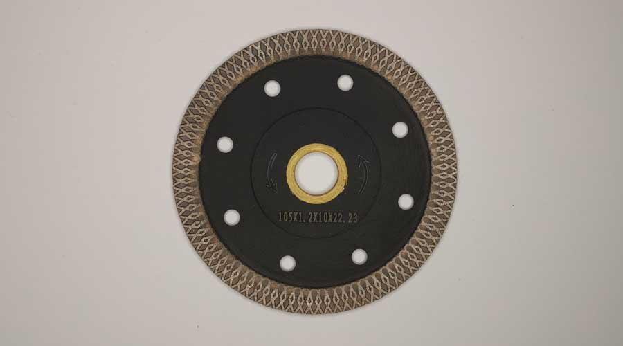 4 100mm porcelain tile cutting disc