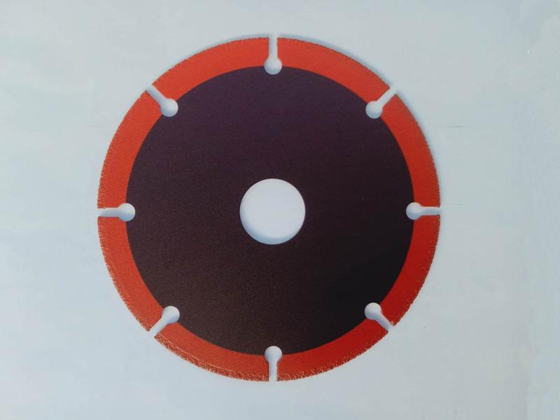 best angle grinder wheel for cutting metal vacuum brazed diamond blades